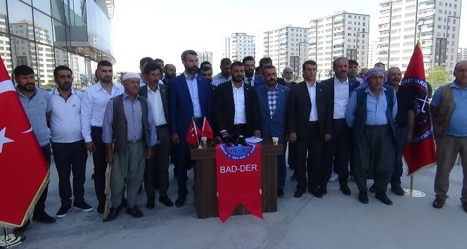 Badıkan aşiretinden Fatih Cengiz'e tepki