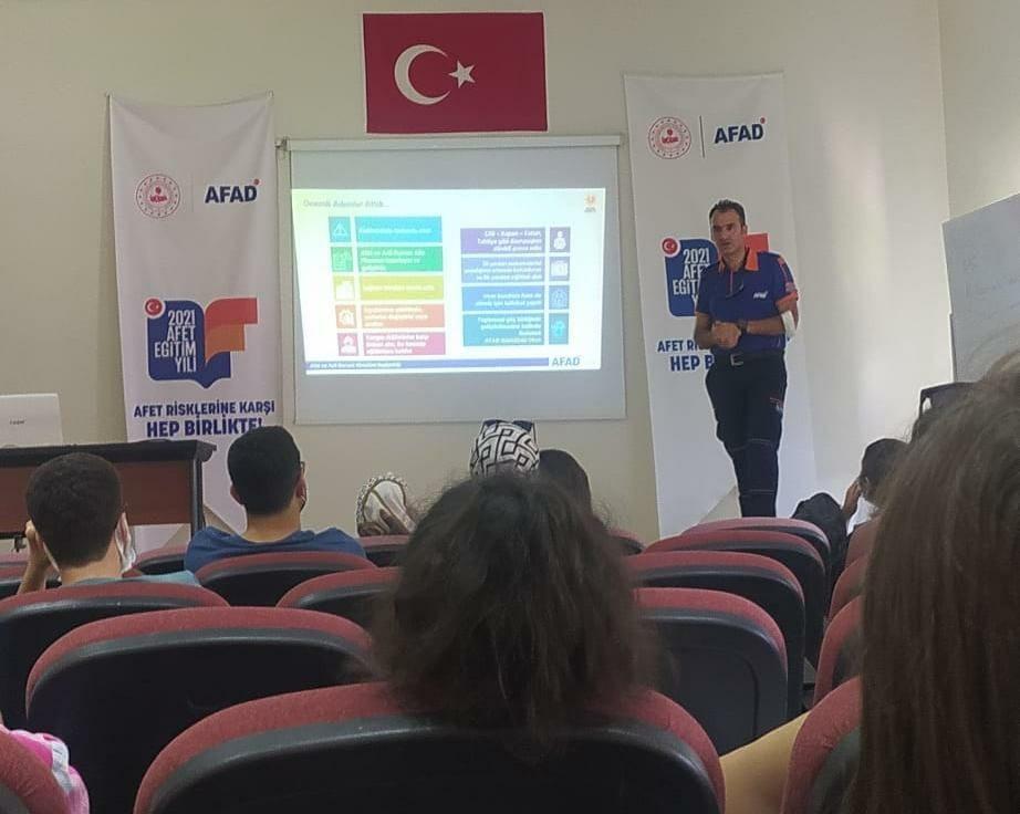 AFAD Diyarbakır İl Müdürlüğünde, afetlere hazırlık seferberliği