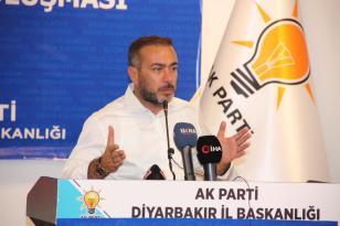 AK Parti Diyarbakır İl Başkanı Aydın'dan HDP'li Beştaş'a aşı tepkisi