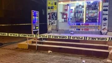 Diyarbakır'da iş yerinin önünde oturan kişiye silahlı saldırı