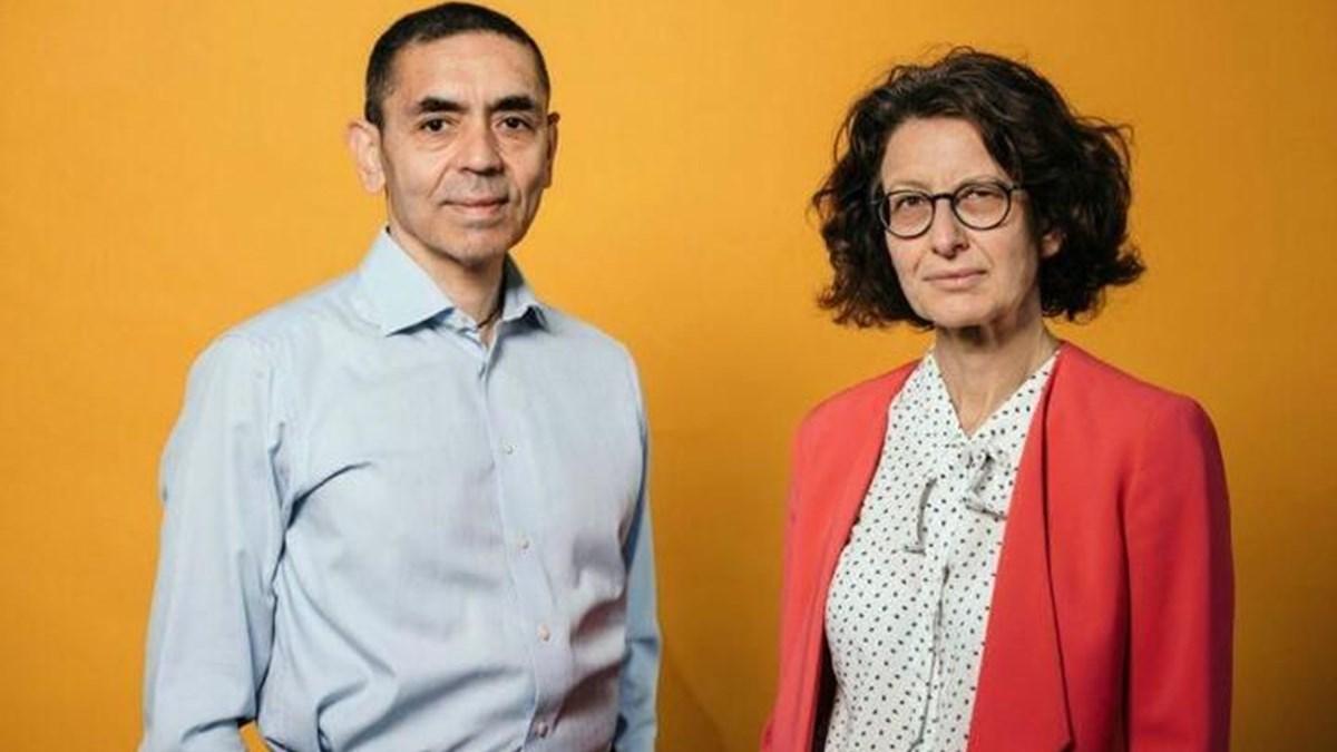 BioNTech kurucuları: Gerekirse 100 gün içinde yeni bir Covid-19 aşısı geliştirilebilir