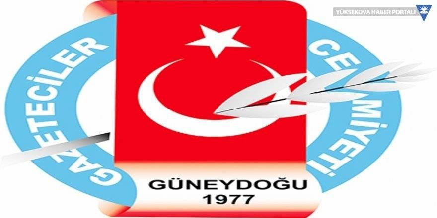 GGC'den gazetecilere saldırıya kınama