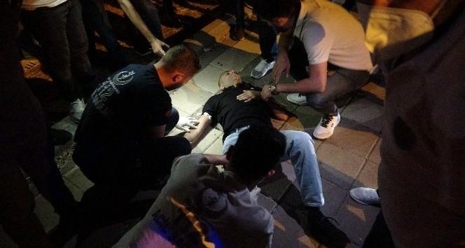 Diyarbakır'da 2 genç silahlı saldırıya uğradı