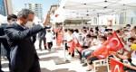 Milli Eğitim Bakanı Özer Diyarbakır'a ilkokul açılışına katıldı