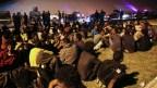 Libya açıklarında 15 göçmen boğularak can verdi