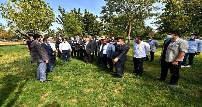 Karaloğlu: Diyarbakır'ımızın çehresinin değişimine hep birlikte tanıklık edeceğiz