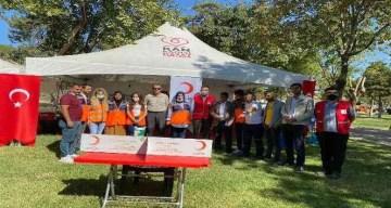 Afetlerin gönüllü ordusu, Kızılay'a kan bağışı için harekete geçti