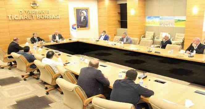 DTSO ve DTB müşterek toplantılarının yedincisini gerçekleştirdi
