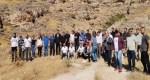 Sempozyum sonrası Silvan'da gezi programı yapıldı
