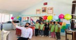 Dicle Üniversitesi öğrencileri köy çocuklarına hediye götürdü