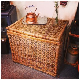 Wicker Crate