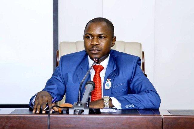 Eric NSENGIMANA, Président et Représentant Afrique de l'A.J.A.P Africaine