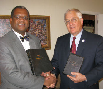 Judge White and Judge Williams