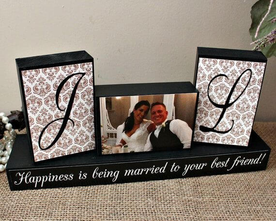 personalized wedding gifts ideas