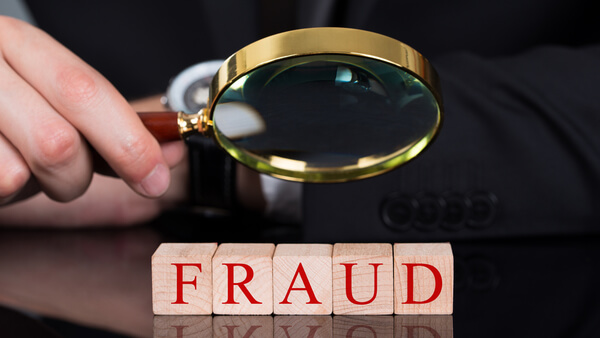 fraud investigator degree