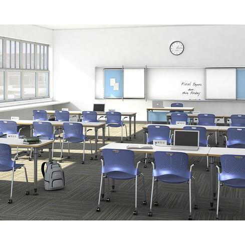 Training Room Furniture Tampa  St Petersburg  Clearwater