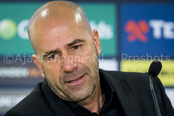 Ajax heeft plan voor Bosz klaar liggen   AjaxFanzone.NL