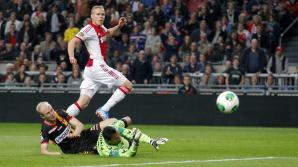 ajax amsterdam go ahead eagles eredivisie 2013