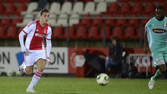 2013-10-28 J Ajax-Dordrecht 0-3 Toekomst Amsterdam