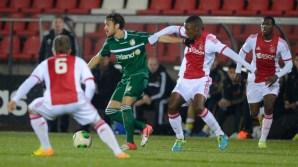 jong ajax fortuna sittard jupiler league 2013