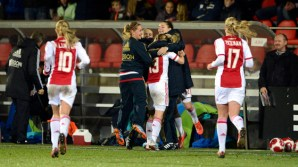 ajax vrouwen bene league