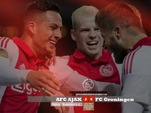 Ajax 2-0 Groningen spelers