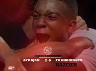 AJAX-GRONINGEN BAZOER
