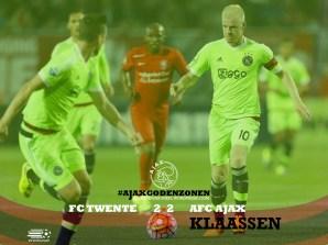 Twente-Ajax Klaassen