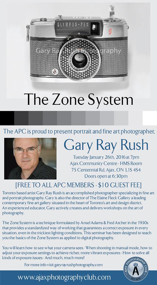 Gary Ray Rush