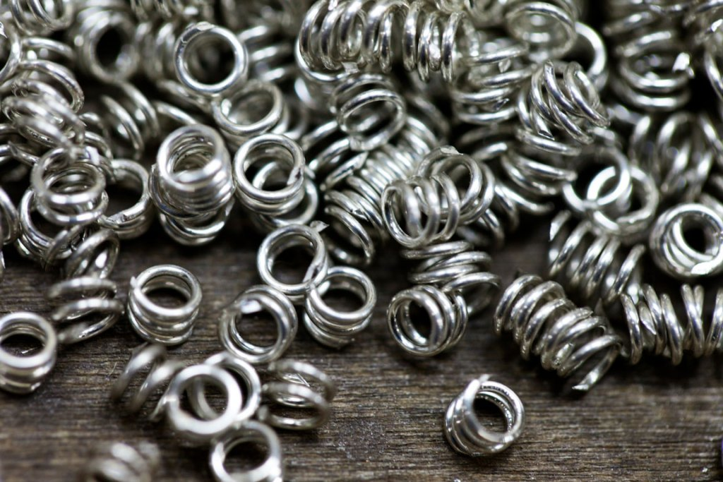 small wire springs
