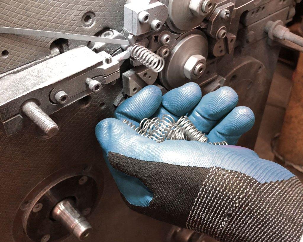 manufacturing springs