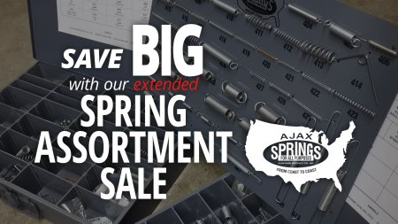 Extended spring assortment sale feature image