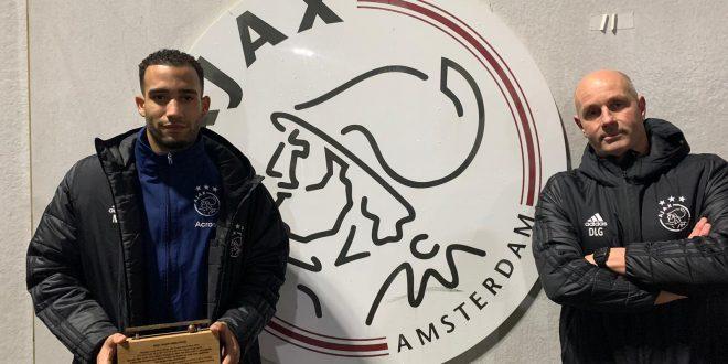 Ajax Zaterdag ziet Jake Wollgarten naar VVOG vertrekken