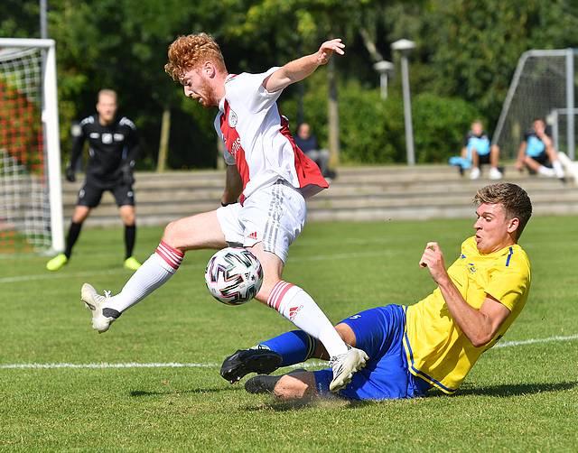 Ajax pakt overwinning op Odin'59 (1-0)