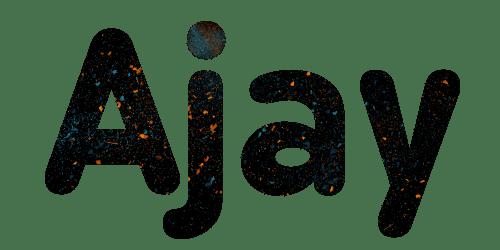 ajay logo