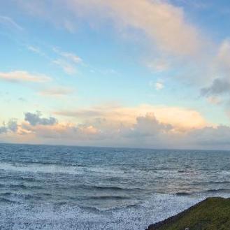 Fresco skys panorama