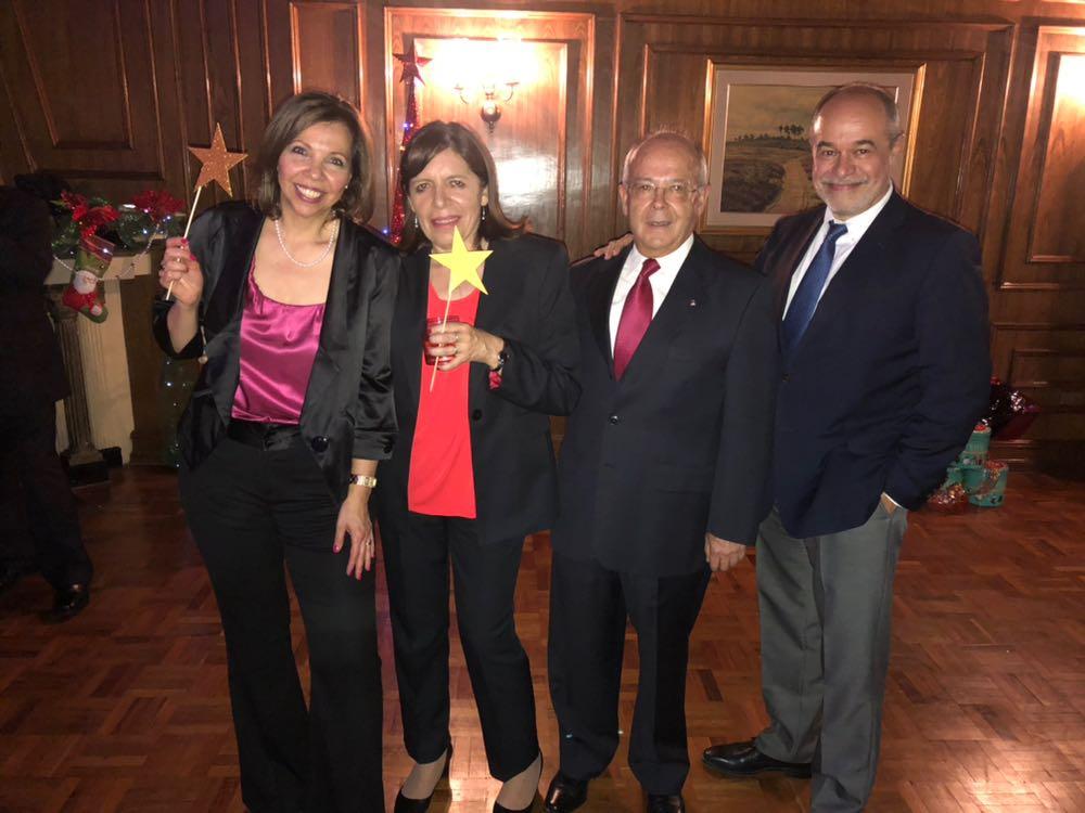 Bolivia Social Events 2017