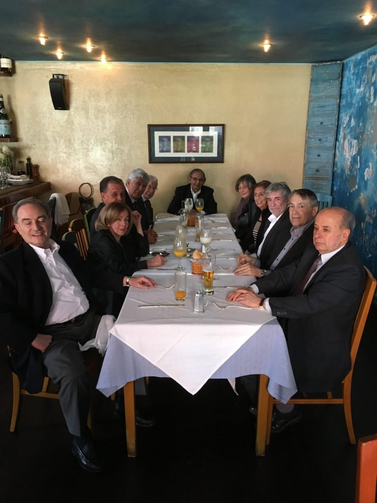 Colombia Chapter Lunch 2017