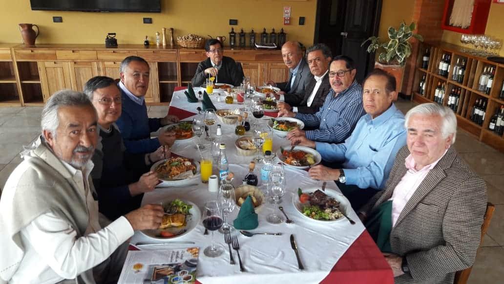 Reunión Filial Ecuador