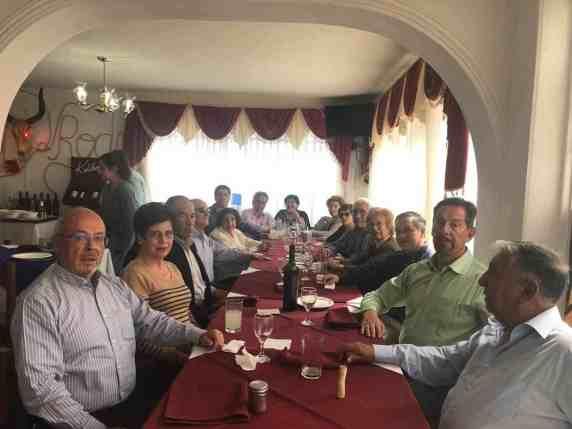 Luncheon September 2018 Bolivian Chapter