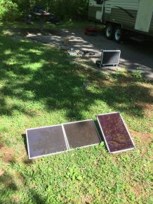 Solar quad charging 1