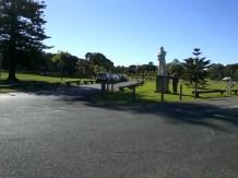 Charles Dicken's Statue Centennial Park