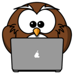 writing resources owl 500x500