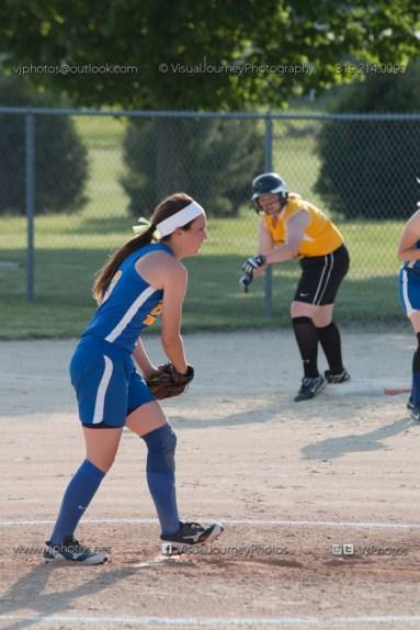 Softball Level 2 Vinton Shellsburg vs Benton Community 2014-6356