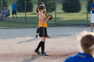 Softball Level 2 Vinton Shellsburg vs Benton Community 2014-6381