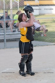 Softball Level 2 Vinton Shellsburg vs Benton Community 2014-6526
