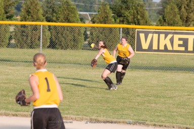 Softball Level 2 Vinton Shellsburg vs Benton Community 2014-6710