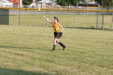 Softball Level 2 Vinton Shellsburg vs Benton Community 2014-6723