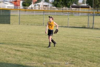 Softball Level 2 Vinton Shellsburg vs Benton Community 2014-6724