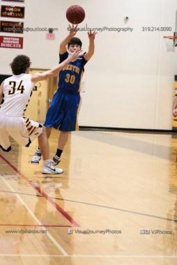 JV Boys Basketball Vinton-Shellsburg vs Benton Community-1011